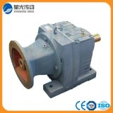 R67 Helical Gearmotor for Ceramics Industry with Flange Connection