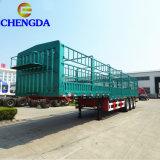 Best Price 3 Axle 40FT 40ton Cement/ Cargo /Box/ Fence / Van Semi Trailer for Sale