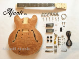 Afanti Semi-Hollow Body Guitar/ DIY 335 Guitar Kit (AES-10K)
