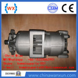 Factory Hydraulic Gear Pump 705-52-42220 HD785-7 Dump Truck