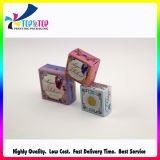 Cosmetic Paper Box for Puff and Brush