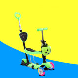 High Quality Wholesale Kids 3 in 1 Scooter with Seat