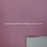 Colorful Eco-Friendly Abrasion Resistant Furniture PU Leather (111-1)
