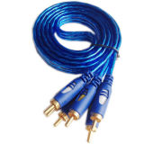 Audio Video Cable RCA Cable 3RCA to 3RCA Cable
