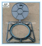 Municipal Construction Use Round Cast Iron Manhole Cover