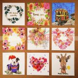 Post Cards Greeting Cards Thank You Cards Printing