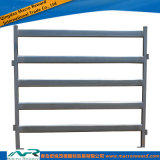 AS/NZS Steel Oval Rail Panel Cattle Panel