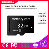 Micro SDHC/Micro Sdxc Uhs-I Memory Cards 48MB/S Micro SD 64GB 32GB 16GB 8GB Class 10 TF Card with Adapter (TF-1029)