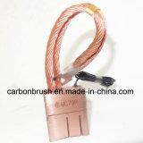 Export Manufacturer of Subway Grounding Carbon Brush MC79P