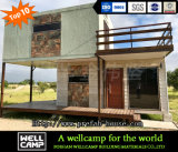 Wellcamp Prefabricated Light Steel Container Villa