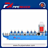 Fx-76 Tube Mill Line Pipe Making Machine Pipe Welding Line