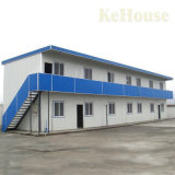Steel Structure Prefab House for Temporary Office /Prefabricated House for Accommodation /Container House