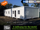 Wellcamp South East Asia Economic Temporary Accommodation Container House