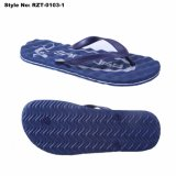 Classic EVA Mans Sandals PVC Upper Men Printed Flip Flop Bath Slippers