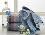 Fancy Yarn Dyed Check Design Cheap Wholesale Personalized Thick Cotton Hand Towel