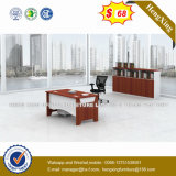 Guang Dong Standing Workstation Oak Color Office Table (HX-CRV011)
