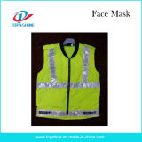 Malaysia Market High Visibility Custom Workwear Reflective Safety Vest