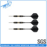 Aluminum Shafts and Brass Barrels Steel Tip Darts with National Flag Flights