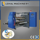 Sticker Tape Automatic High Speed Rewinding and Slitting Machine