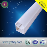 T8 LED Tube Housing Lamp Housing PVC Nano Materials