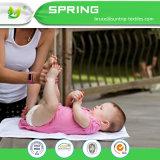 Premium 100% Organic Baby Infant Waterproof Diaper Changing Mini Pad Washable 31*25 Inches