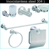Round Style Stainless Steel 304 Bathroom Accessories