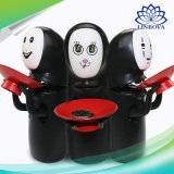 Christmas Gift Kids Toys Electronic Digital Coin Saving Box No-Face Piggy Bank