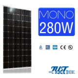 280W 60cells 17.1% High Efficiency Mono Solar System for on and off Grid Solar System
