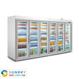 Best Cheap Sell All Kinds of Freezer Showcase Beer Fridge
