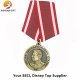 BSCI Supplier Do High Quality Brass Army Honor Military Medal