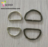 Plated Metal D Ring