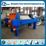 Hydraulic Membrane Filter Press for Air Purification System Used in Water Treatment
