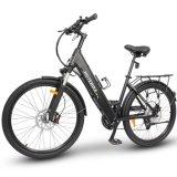 350W Motor Hydraulic Disc Brake City Ebike