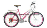 Lady Pink 18speed Mountain Bicycle (SH-MTB252)
