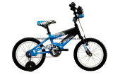 Boy Blue Cool Kids Bicycle with Rear Coaster Brake (SH-KB009)