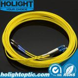 Mu to LC Sm 2.0mm Fiber Optical Patchcord