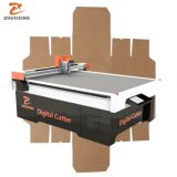 Automatic Die-Less Corrugated Paper Cutting Machine Cardboard Flatbed Table Digital Cutter Factory on Sale Price