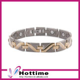 The Best Price for Plated Gold Magnetic Bracelet
