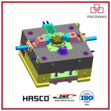 High Pressure Die Casting Mold for Heat Sink Lamp Body