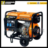 2kw 2kVA 2000va Air Cooled Single Phase Diesel Portable Electric Generator Price (110/220/230/240/250V 50Hz 3000rpm JPD2500L/E)