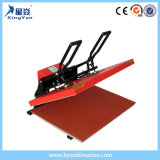 Large Format Clamshell Heat Press Machine for T-Shirt Mouse Pad Puzzle Phone Case