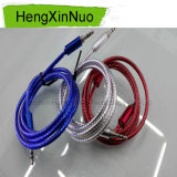 High Quality 3.5mm Stereo Audio Jack Connection Cable