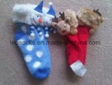 Non Slip Christmax Indoor Socks