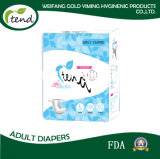 Ultra Absorbent OEM Economic Sleepy Overnight Absorbency Adult Diaper