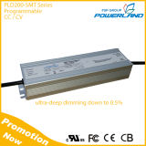IP67 Grade 200W Outdoor 0-10V / Rset / PWM / Clock / DMX / Dimmable LED Driver