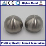 Dome Shape Handrail End Cap for Stainless Steel Railing and Balustrade