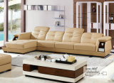 New Arrival, Ciff Living Room Furniture, Modern Leather Sofa (A64#)