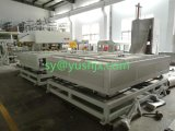 China Two Cavity Outlet Electric Conduit UPVC Pipe Extrusion Machine/Belling Machine/Socket Machine