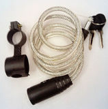 New Design New Popular Bicycle Wire Lock