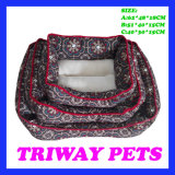 High Quaulity Cheap Dog Cat Beds (WY161073-1A/C)
